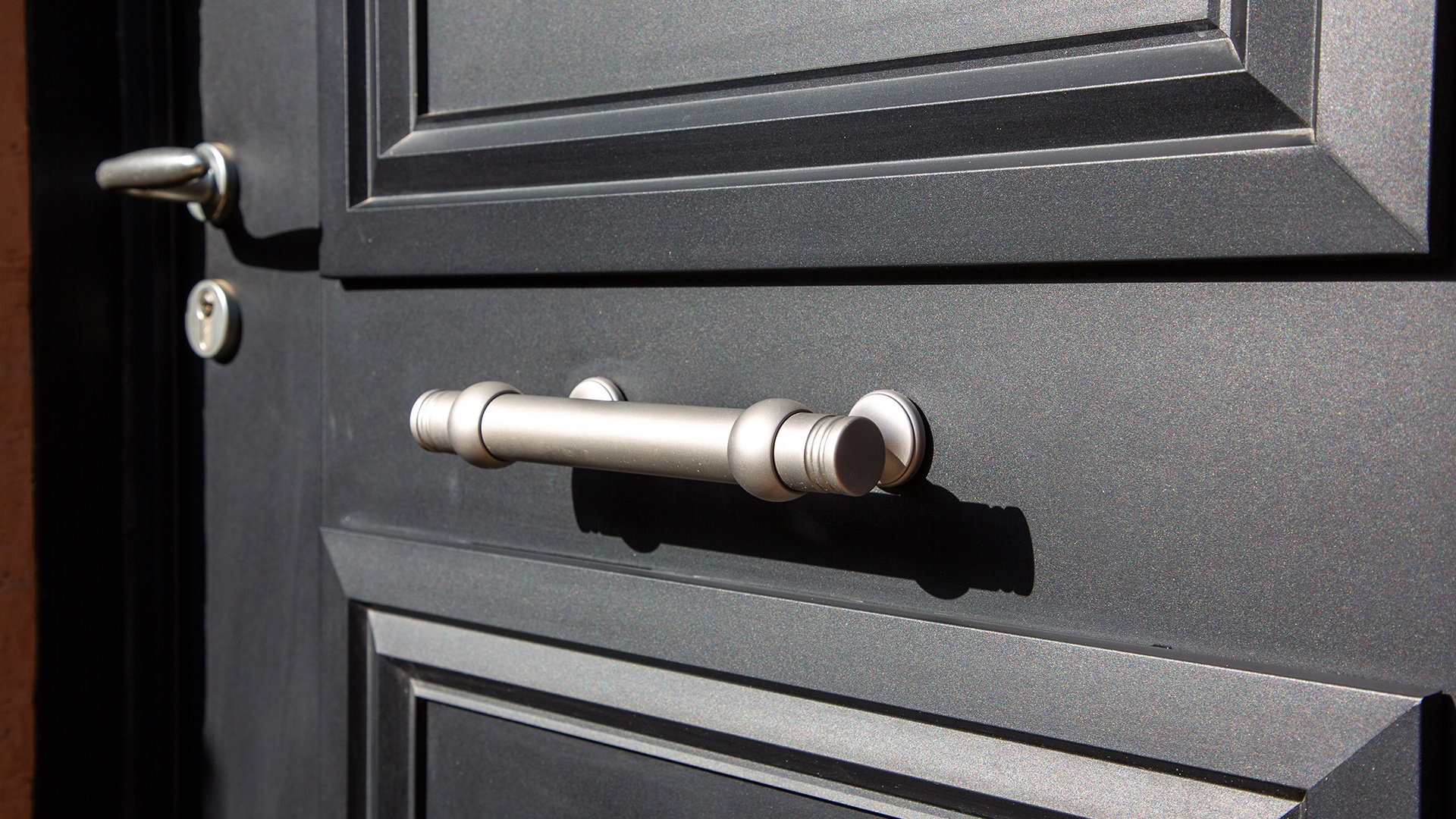 porte decorative side
